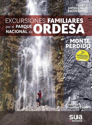 EXCURSIONES FAMILARES POR EL PARQUE NACIONAL DE ORDESA Y MONTE PERDIDO