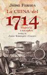 LA CUINA DEL 1714