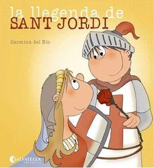 LA LLEGENDA DE SANT JORDI  (SALVATELLA)