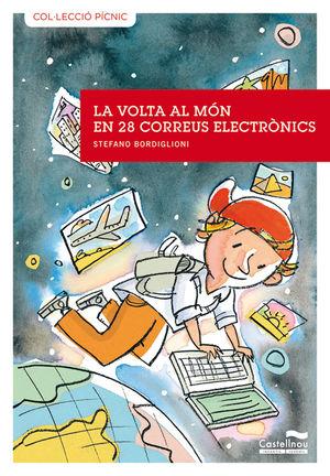 LA VOLTA AL MÓN EN 28 CORREUS ELECTRÒNICS