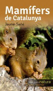 MAMIFERS DE CATALUNYA -MINIGUIA NATURA