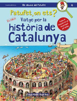 PATUFET, ON ETS? VIATGE PER LA HISTORIA DE CATALUN