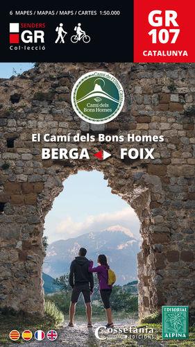 GR 107 CATALUNYA. EL CAMÍ DELS BONS HOMES