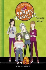 SECRETS ONLINE! (EL CLUB DE LES VAMBES VERMELLES 7)