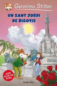 UN SANT JORDI DE BIGOTIS