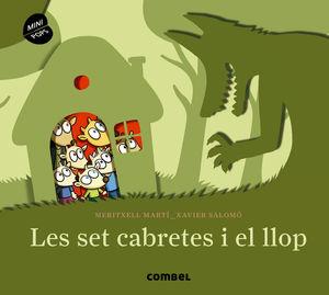 LES SET CABRETES I EL LLOP. MINIPOPS