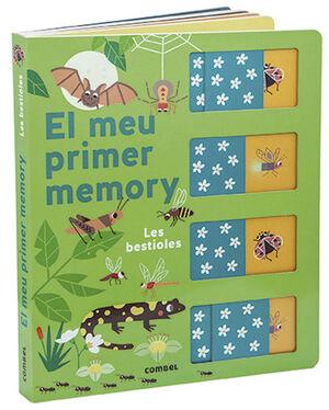 EL MEU PRIMER MEMORY. LES BESTIOLES