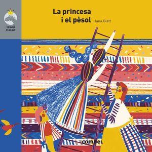 LA PRINCESA I EL PÈSOL - CAVALL CLÀSSIC