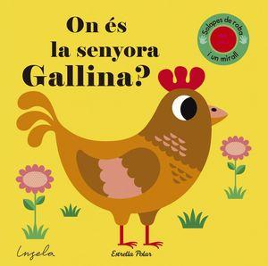 ON ÉS LA SENYORA GALLINA? TEXTURES