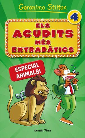 ELS ACUDITS MÉS EXTRARÀTICS 4. ESPECIAL ANIMALS!
