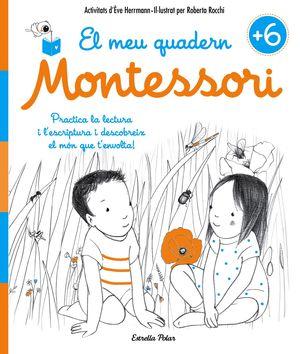 EL MEU QUADERN MONTESSORI +6