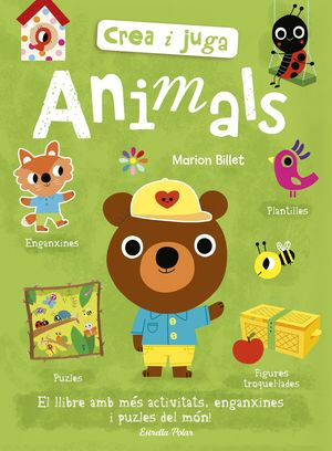 CREA I JUGA. ANIMALS