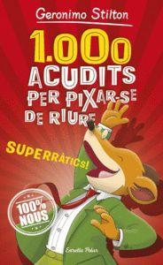 1.000 ACUDITS PER A PIXAR-SE DE RIURE