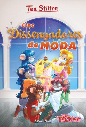 CINC DISSENYADORES DE MODA