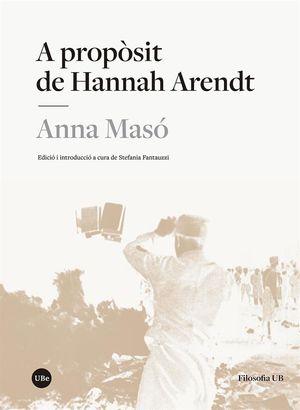 APROPÒSIT DE HANNAH ARENDT