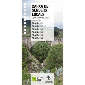 CARTOGRAFIA DIGITAL. XARXA DE SENDERS LOCALS DE LA SELVA DEL CAMP