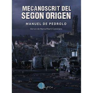MECANOSCRIT DEL SEGON ORIGEN
