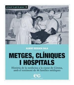 METGES, CLÍNIQUES I HOSPITALS