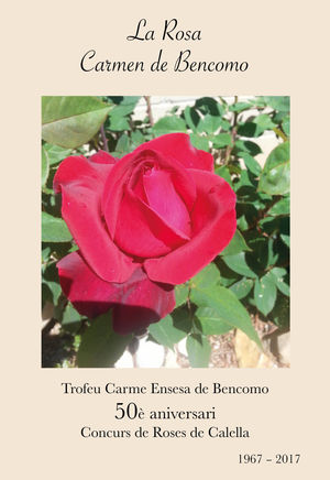 LA ROSA CARMEN DE BENCOMO