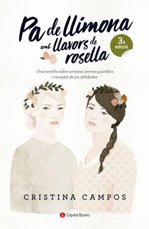 PA DE LLIMONA AMB LLAVORS DE ROSELLA