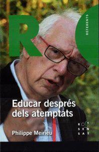 EDUCAR DESPRÉS DELS ATEMPTATS