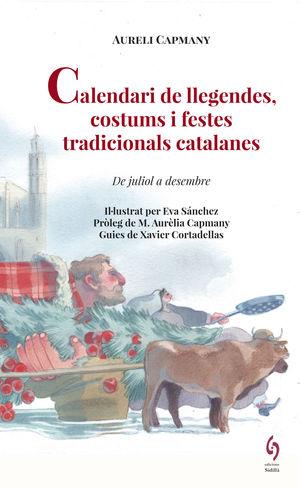 CALENDARI DE LLEGENDES, COSTUMS I FESTES TRADICION