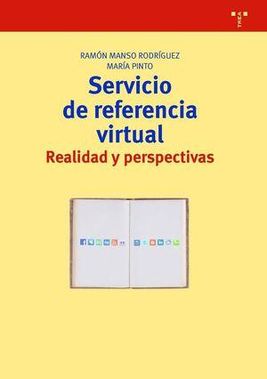 SERVICIO DE REFERENCIA VIRTUAL: REALIDAD Y PERSPECTIVAS
