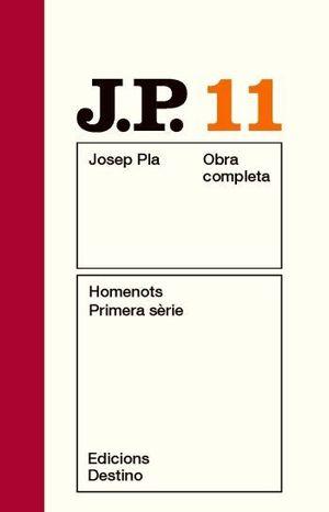 HOMENOTS. PRIMERA SÈRIE