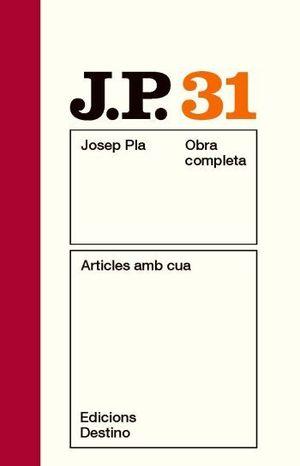 ARTICLES AMB CUA