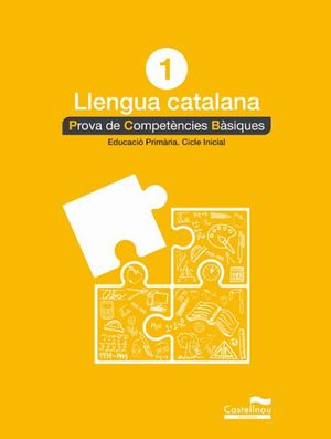 LLENGUA CATALANA 1R. PROVA DE COMPETÈNCIES BÀSIQUES