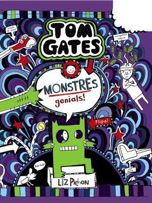 T. GATES: MONSTRES GENIA