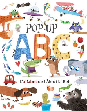 POP-UP ABC. L'ALFABET DE L'ÀLEX I LA BET