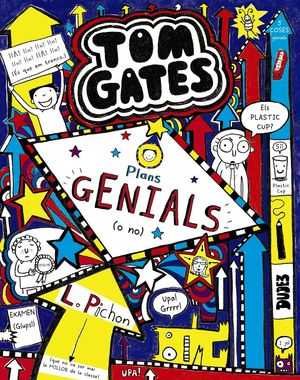 TOM GATES: PLANS GENIALS (O NO)