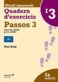 PASSOS 3 NIVELL INTERMEDI Q. D'EXERCICIS 3 2ª ED. REVISADA