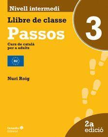 PASSOS 3. LLIBRE DE CLASSE. NIVELL INTERMEDI