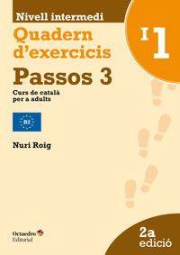 PASSOS 3 NIVELL INTERMEDI Q. D'EXERCICIS I 2ª ED.