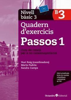 PASSOS 1. QUADERN D'EXERCICIS. NIVELL BÀSIC 3