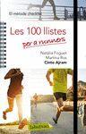 LES 100 LLISTES PER A RUNNERS. EL MÈTODE CHECKLIST