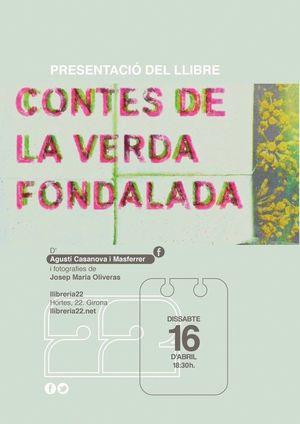 CONTES DE LA VERDA FONDALADA
