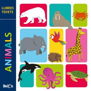LLIBRES TOVETS ANIMALS