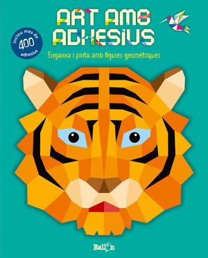ART AMB ADHESIUS - TIGRE