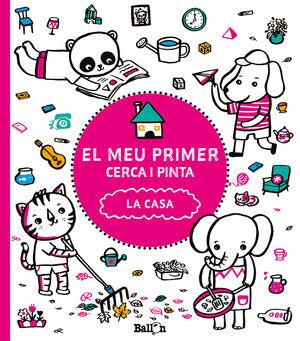 EL MEU PRIMER CERCA I PINTA - LA CASA